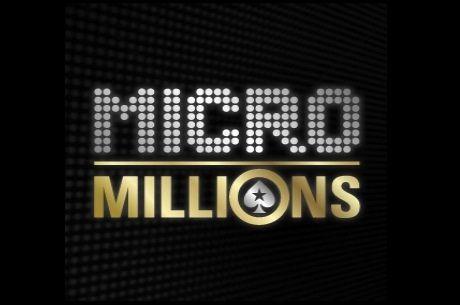 Украинец выиграл турнир MicroMillions