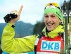 Хохфильцен 2012. Фак выиграл гонку преследования