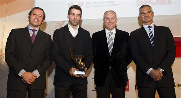 Барселона Алуспорт – лучшая команда Каталонии 2012 года