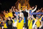 Гордость украинцев своей сборной выросла на 10%