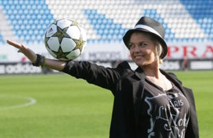 Ирина БЛОХИНА:«Все заметили позитивные сдвиги в игре Динамо»