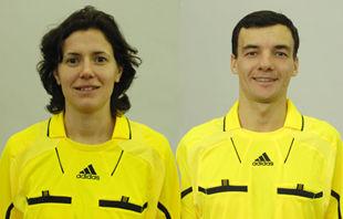 Украинские арбитры обслужат матчи чемпионатов Европы