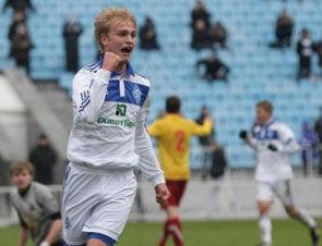 Олег МАИК: «Моя цель - пробиться в основной состав»