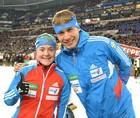 Россияне выиграли Рождественскую гонку