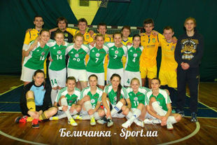 Журналісти Sport.ua зіграли із Біличанкою + ФОТО