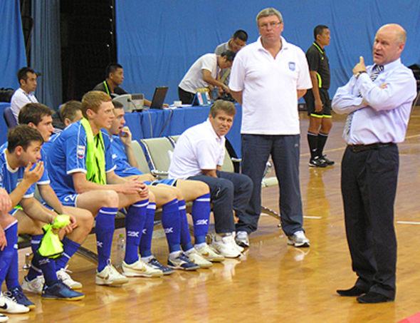 Норильский никель остался без тренеров