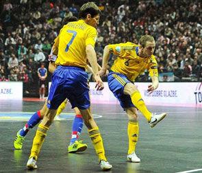 У сборной Украины по футзалу будет триумвират