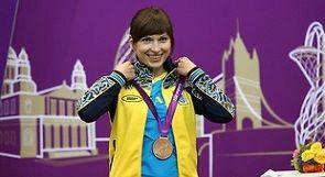 Елена Костевич попала в тройку лучших стрелков прошлого года