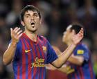 Арсенал предложил Барселоне 13,8 млн фунтов за Вилью