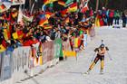 Обергоф. Спринтерские гонки. LIVE +ВИДЕО