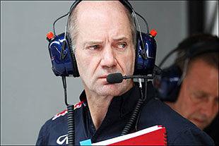 В Red Bull отстают от графика разработки RB9