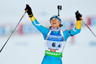 Валентина Семеренко - третья в гонке преследования!