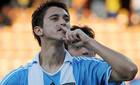 Скауты Динамо отправились в Аргентину