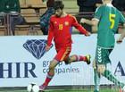 Металлург просмотрит игрока молодежной сборной Армении