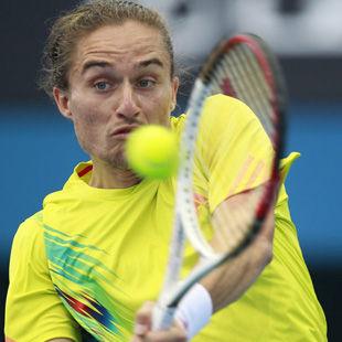 Долгополов получил 19-й номер в посевe Australian Open