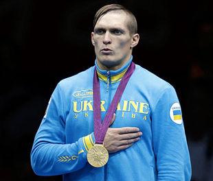 Александр Усик - Лучший спортсмен Украины! + ВИДЕО