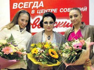 Ирина ВИНЕР: «Умею считать только до трех»