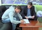 ОФИЦИАЛЬНО: Максим Шацких стал игроком Черноморца
