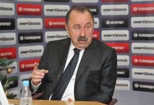 Валерий ГАЗЗАЕВ: «Лига СНГ - будущее мирового футбола»
