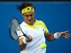 Australian Open. Давид Феррер в третьем круге соревнований