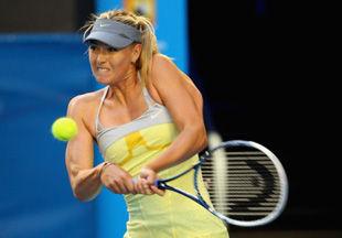Australian Open. Мария Шарапова уверенно обыграла В.Уильямс