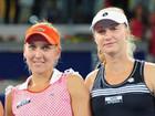 AusOpen. Макарова и Веснина в полуфинале парного турнира