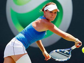 Australian Open. Радваньска обыграла Иванович