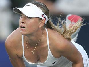 Мария Шарапова вышла в четвертьфинал Australian Open