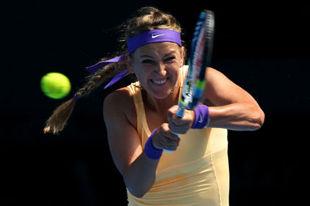 Australian Open. Азаренко разгромила Веснину в 1/8 финала