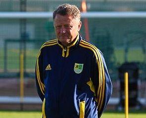 Мирон МАРКЕВИЧ: «Надеюсь, Марлос станет нашим лидером»