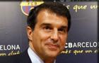 Жоан ЛАПОРТА: «Барселона могла подписать Роналду и Кака»