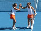 Australian Open. Эррани и Винчи побеждают в финале турнира