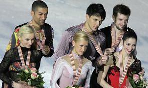 Волосожар и Траньков стали двукратными чемпионами Европы