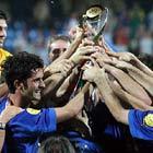 Сборная Италии выиграла молодежный чемпионат Европы за явным преимуществом