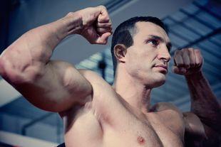 Владимир Кличко начал второй этап подготовки к бою