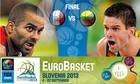 Евробаскет-2013. Финал. Франция – Литва