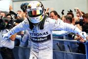 Гран При Малайзии: победный дубль Мерседес