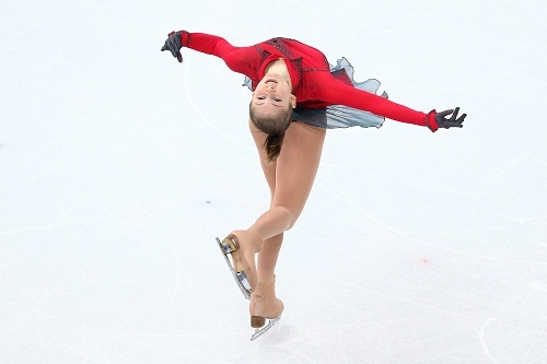 Юлия Липницкая стала серебряным призером чемпионата мира