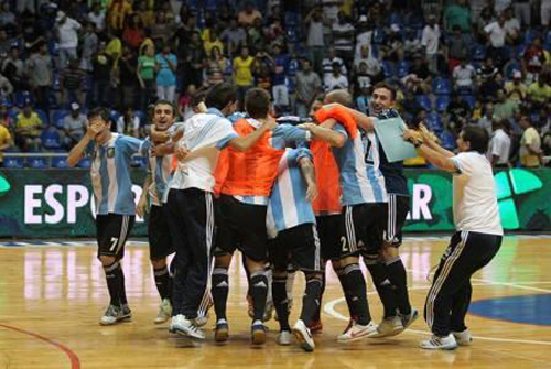 Бразилия проиграла Аргентине Кубок четырех наций