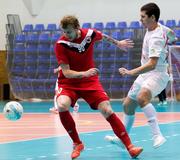 Видеофутзал: обзор матча Енакиевец – Локомотив