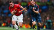 Бавария не смогла одолеть Манчестер Юнайтед в Англии