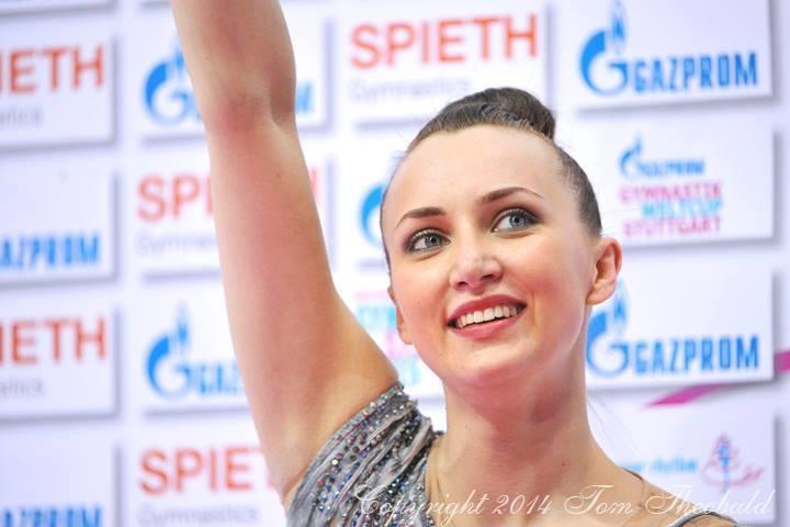 Анна Ризатдинова лидирует в общем зачете Кубка мира