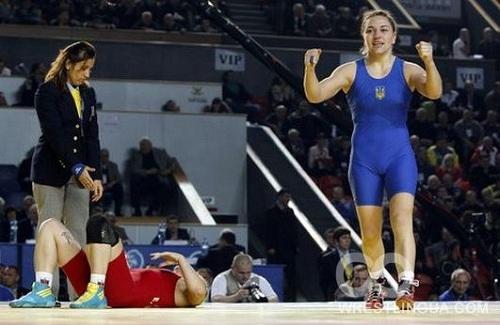 Пульковска завоевала серебряную медаль чемпионата Европы