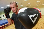 Узелков начал подготовку к бою с Айетовичем