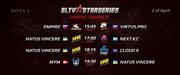Три матча Natus Vincere на StarLadder