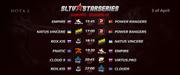 Starladder: Na`Vi против Power Rangers и RoX.KIS