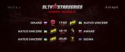 Неожиданные результаты матчей Na`Vi на Starladder