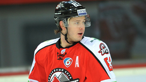 Евгений ДАДОНОВ: «НХЛ остается мечтой»