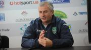 Лутков подал в отставку с поста тренера Титана