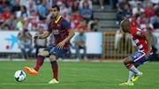 Барселона установила рекорд по владению мячом